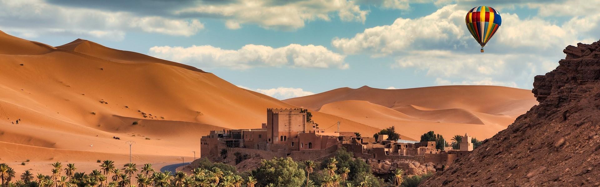 Algeria - il deserto più bello del mondo
