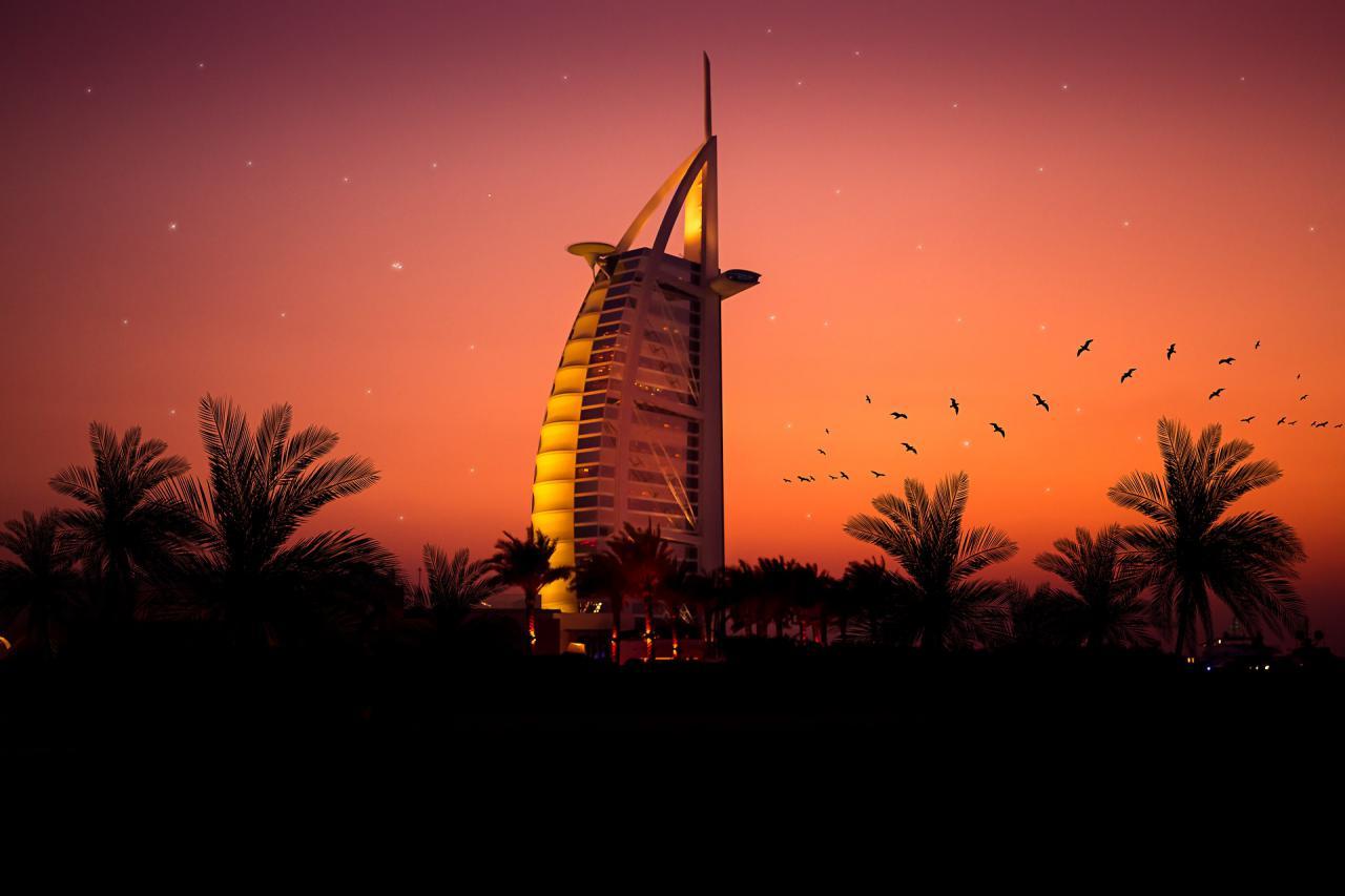 Il meglio degli Emirati Arabi