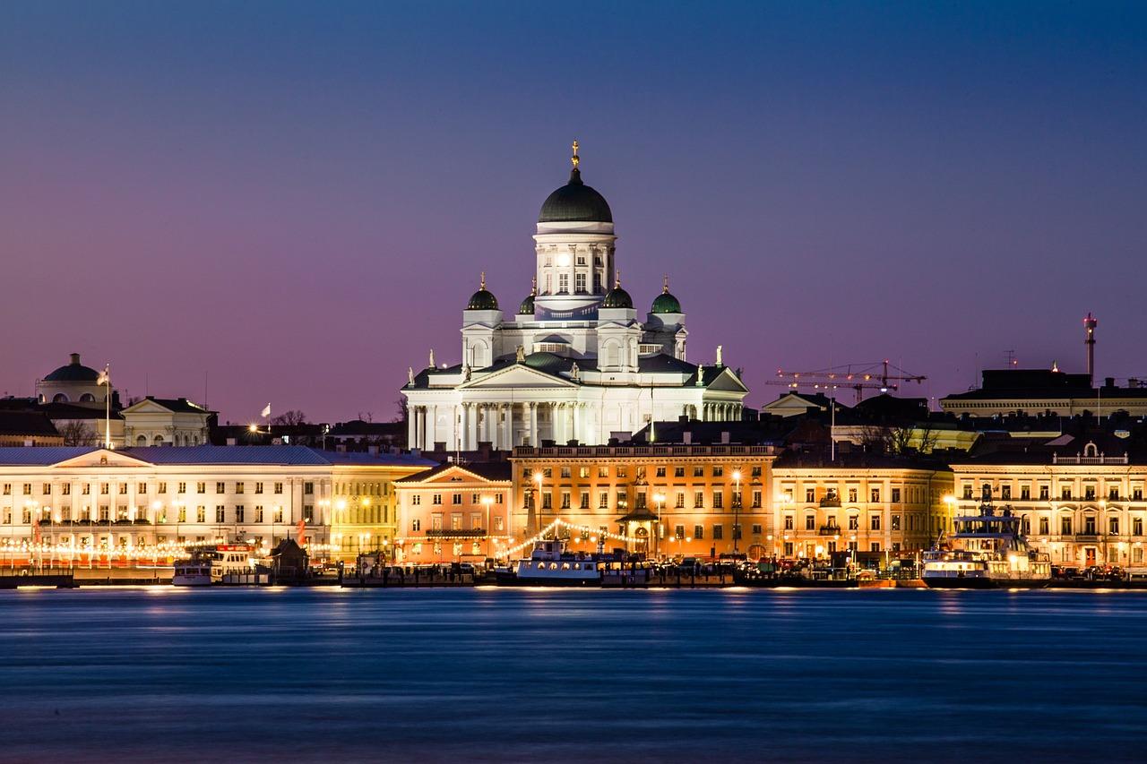 Capodanno nei Baltici - Helsinki