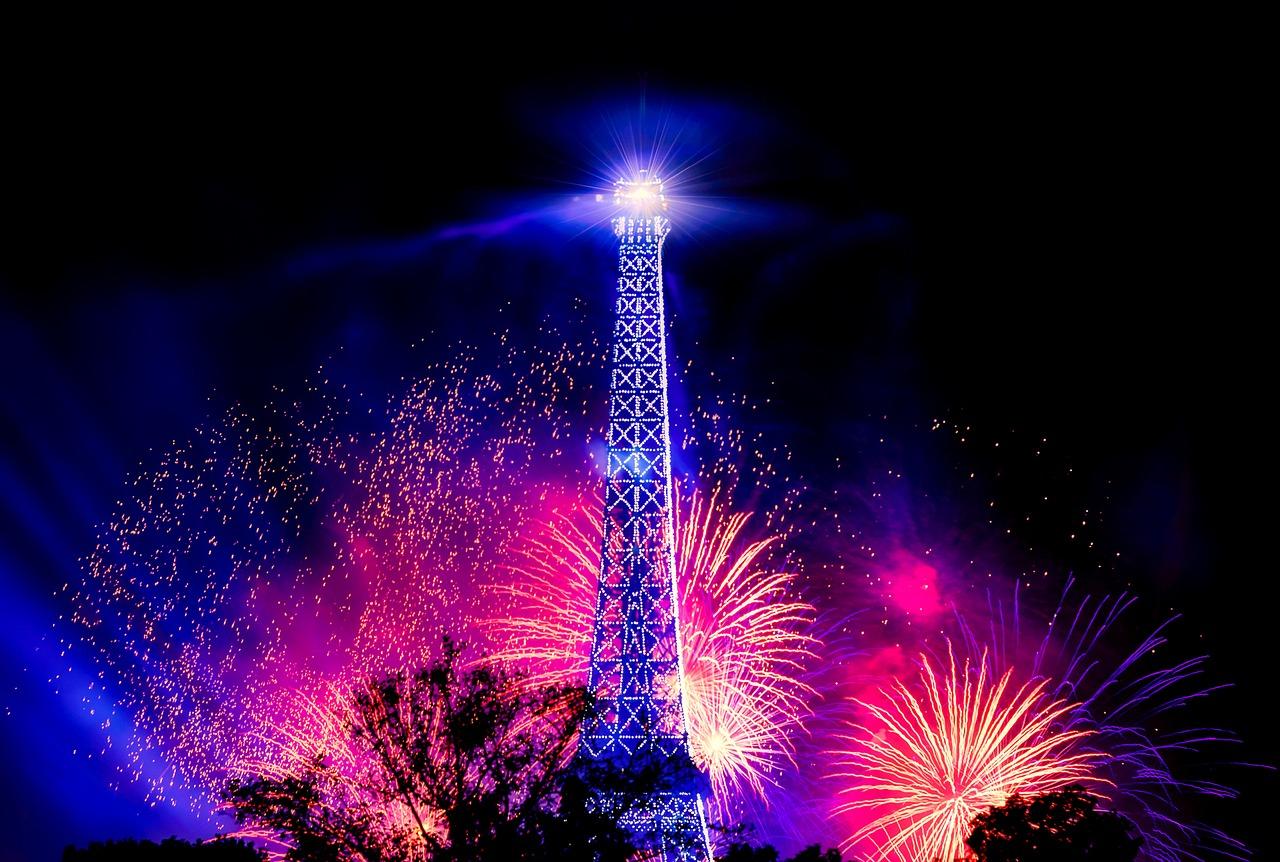 I tesori della Francia, Capodanno a Parigi