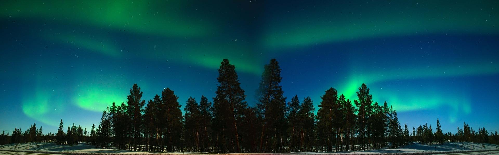La Magia delle Luci del Nord