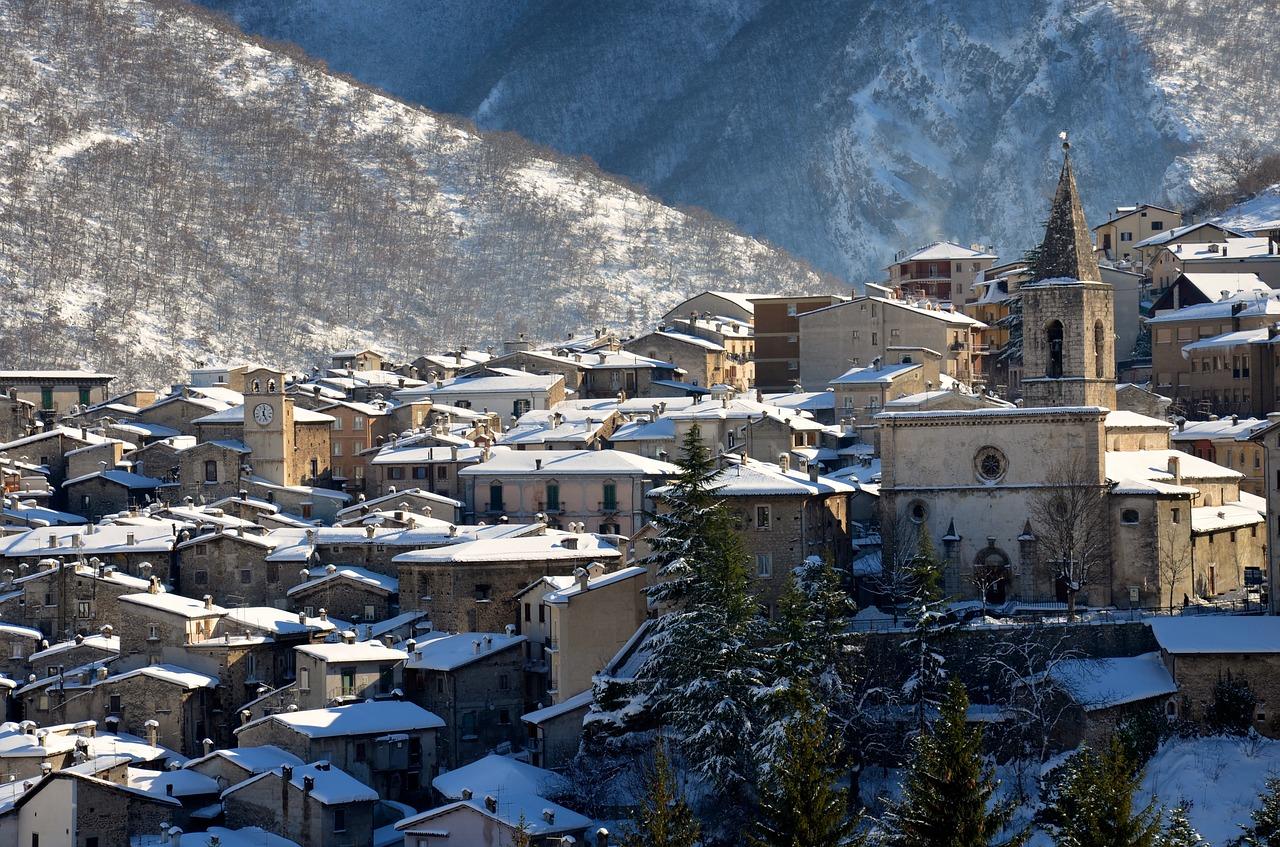 Mercatini di Natale e transiberiana d'Italia