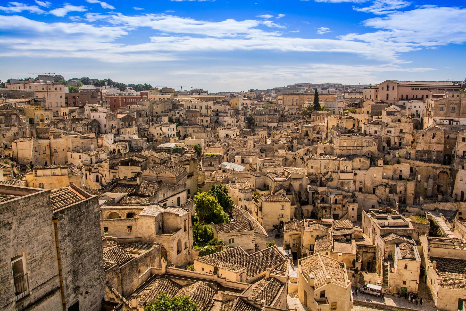 Tour Sicilia, Matera e Puglia