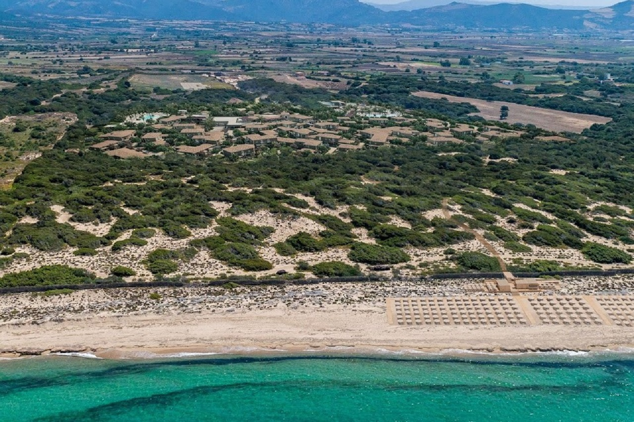 Blu Serena Charme Resort Is Serenas * Sardegna