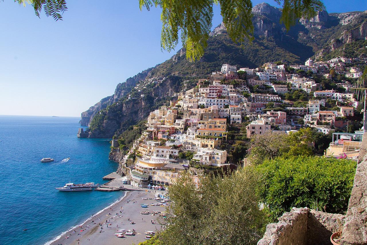 Napoli, Capri e Costiera Amalfitana