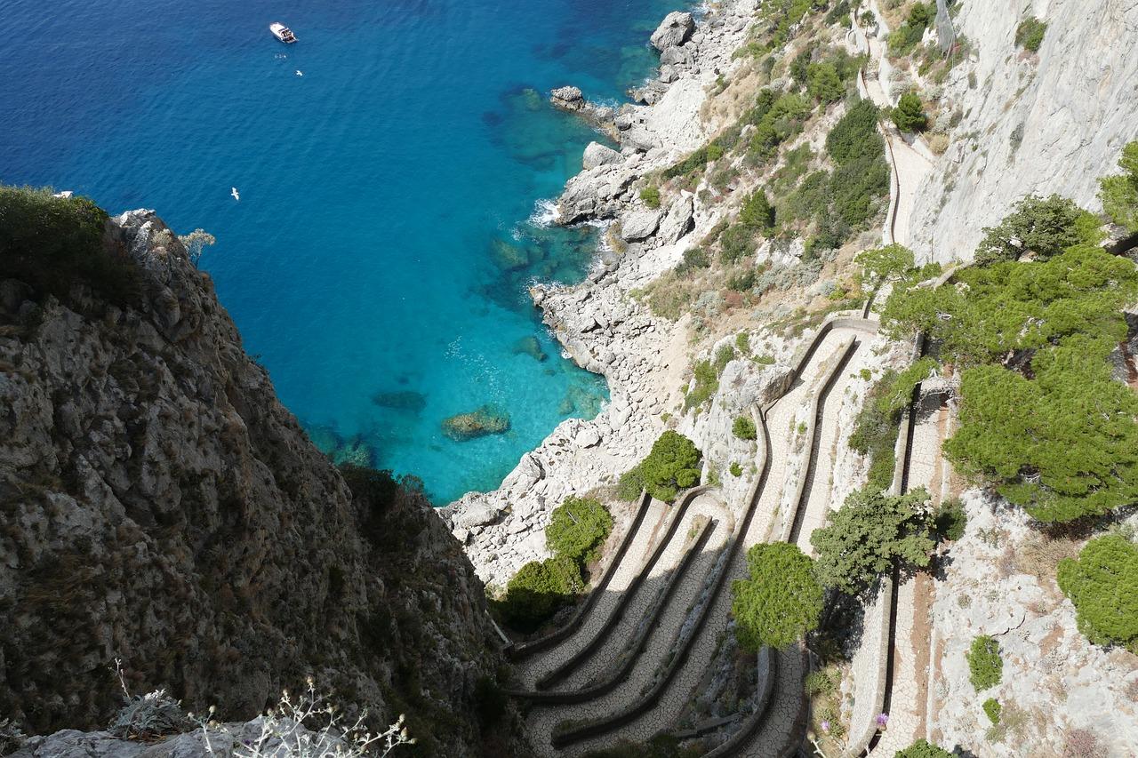 Napoli insolita e Capri