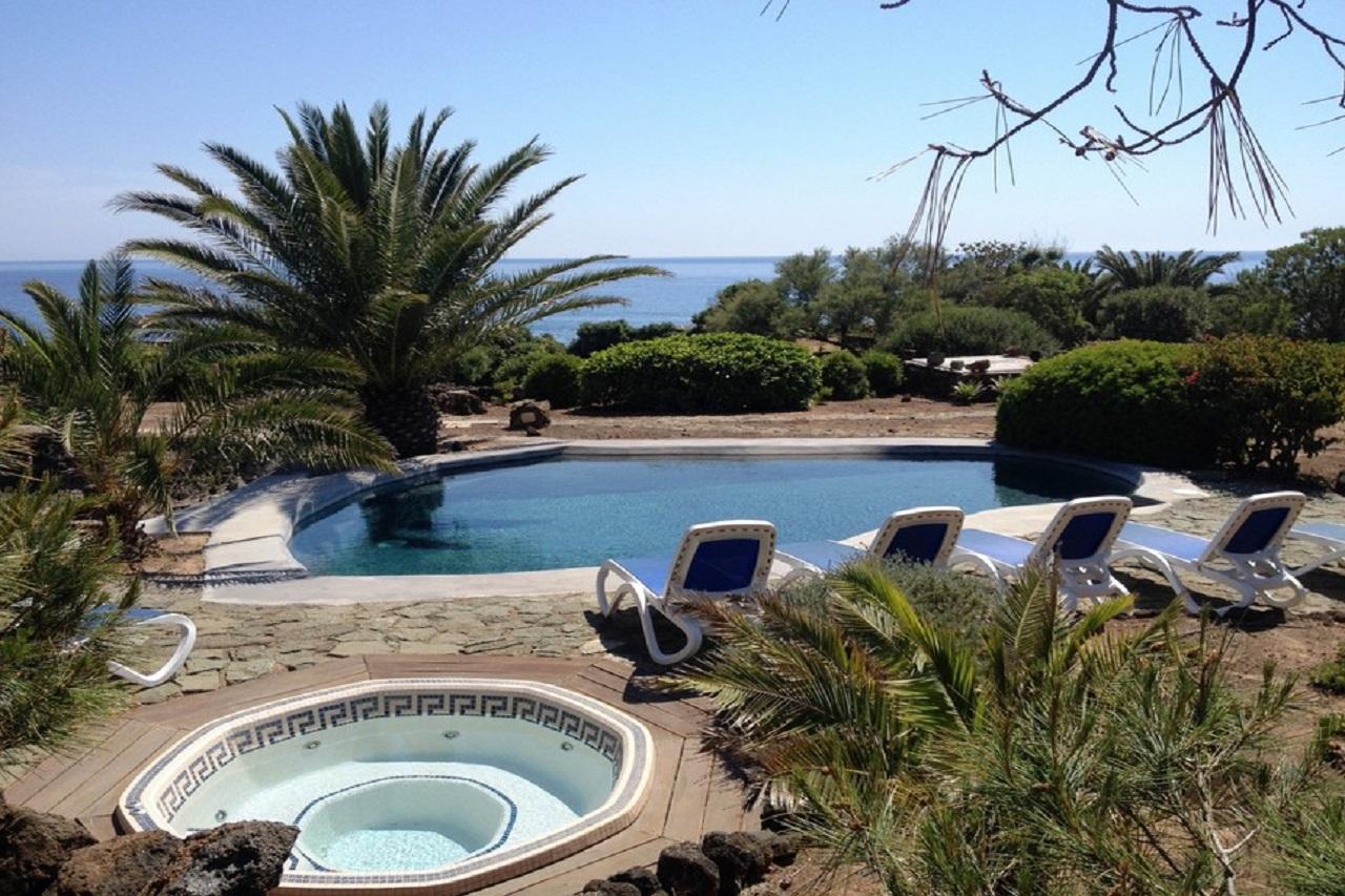 Pantelleria * Dammuso Nizar