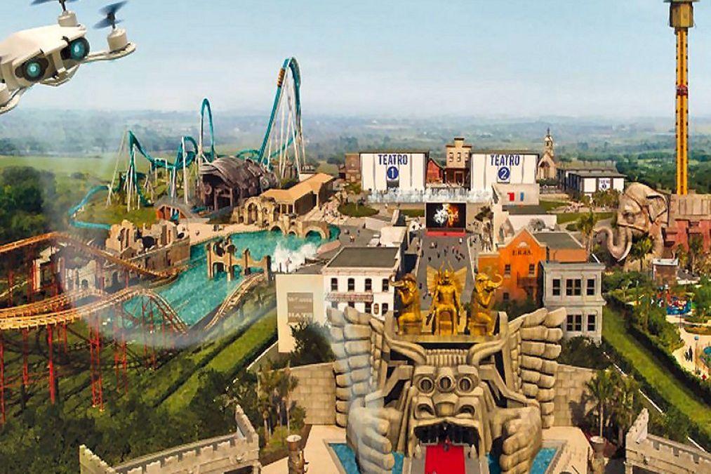 Cinecittà World - Il parco divertimenti del cinema e della TV