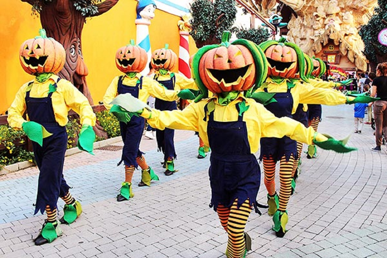 Halloween a MagicLand