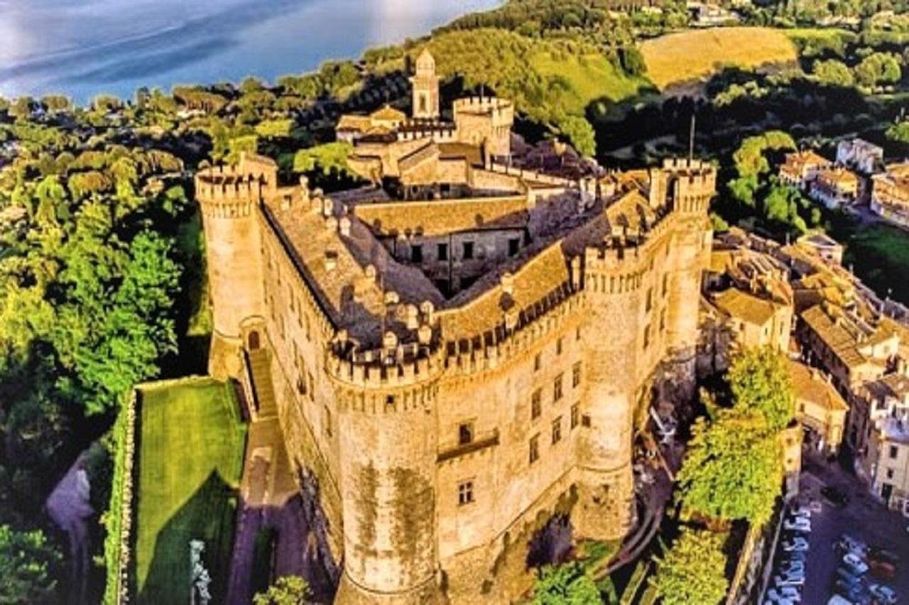 Calcata & Castello di Bracciano