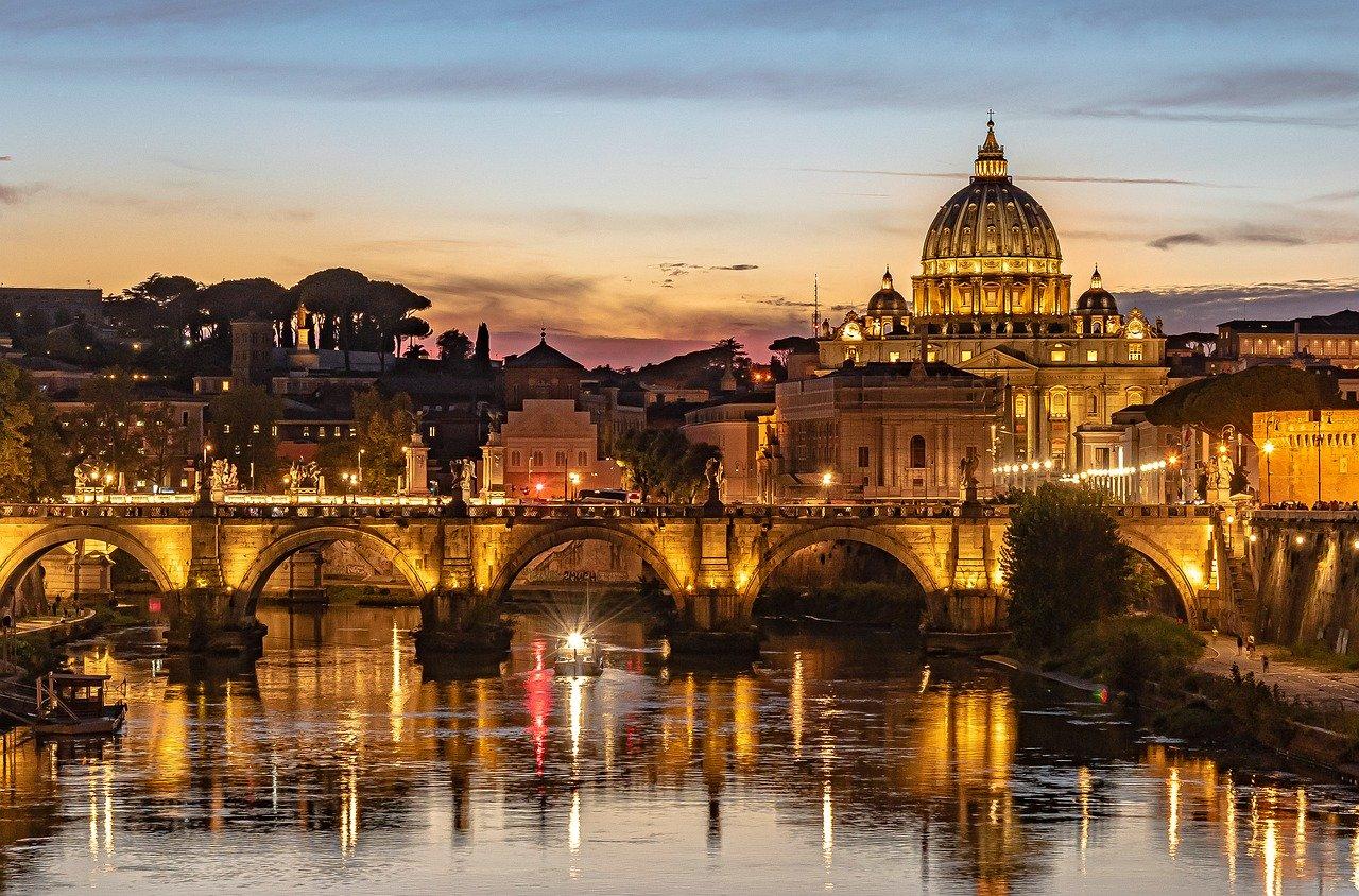 Roma e l'Appia Antica