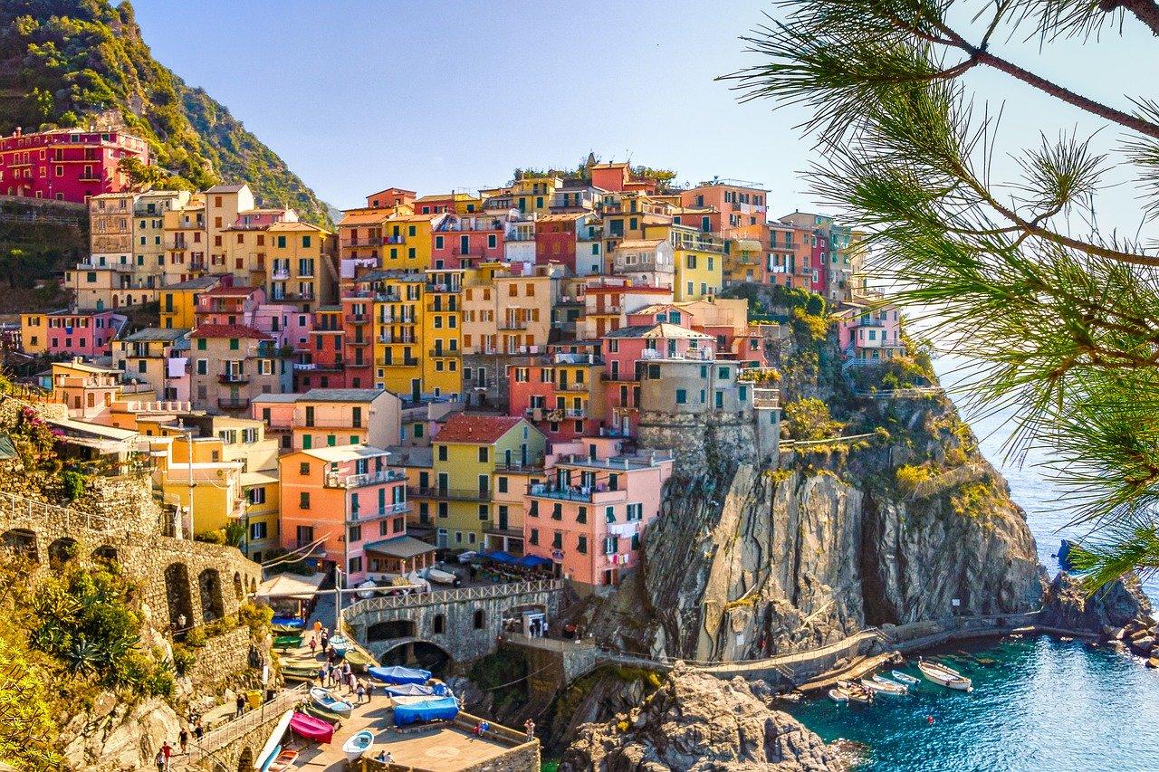 Genova e le Cinque Terre