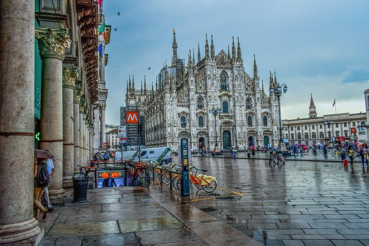 Milano e il Cenacolo Vinciano