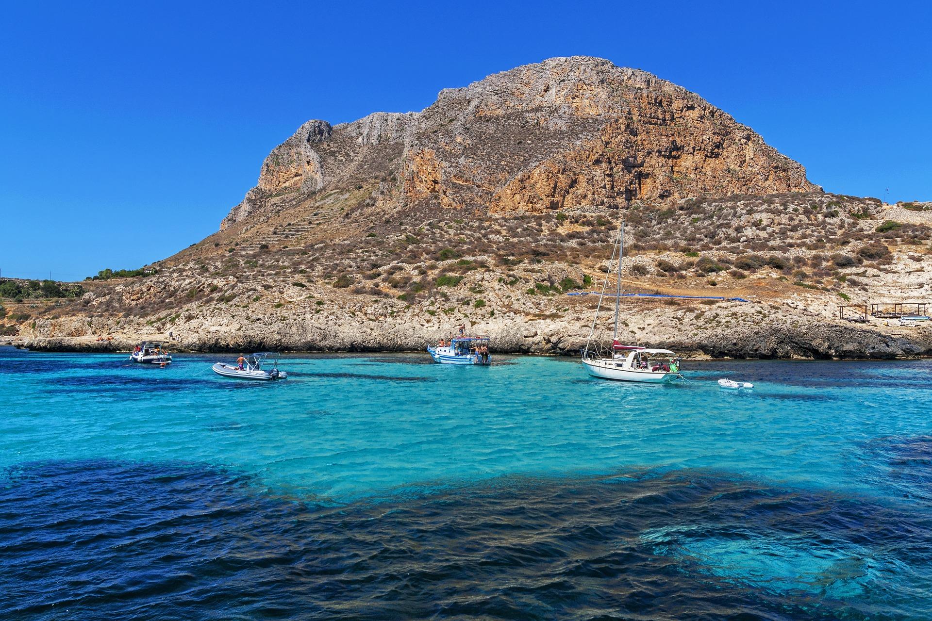 Tour Sicilia e Isole Egadi