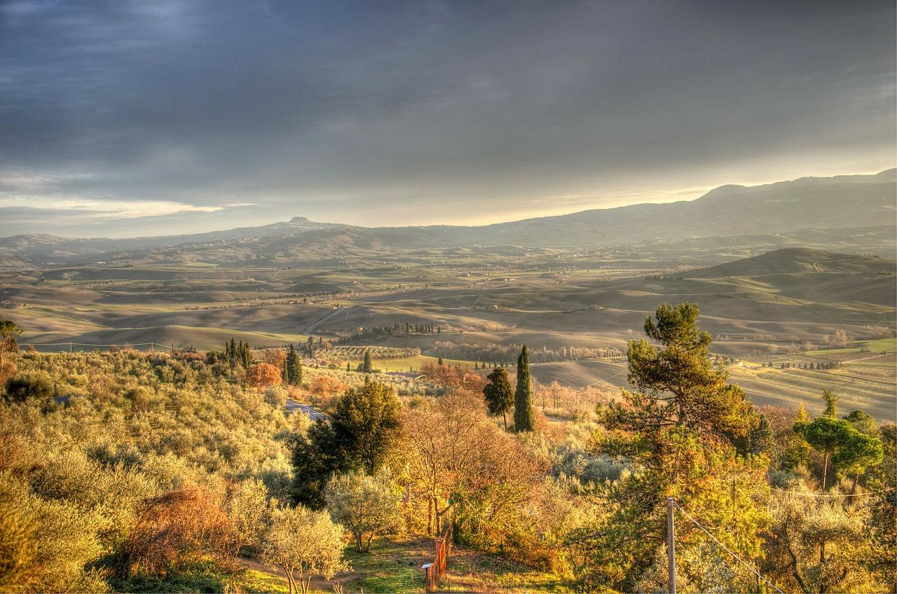 Trekking - Anello Pienza
