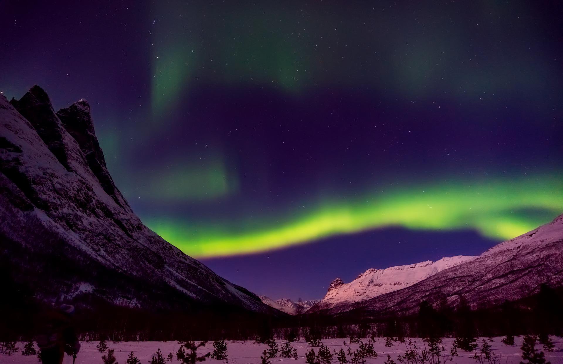 Norvegia - Magia Artica