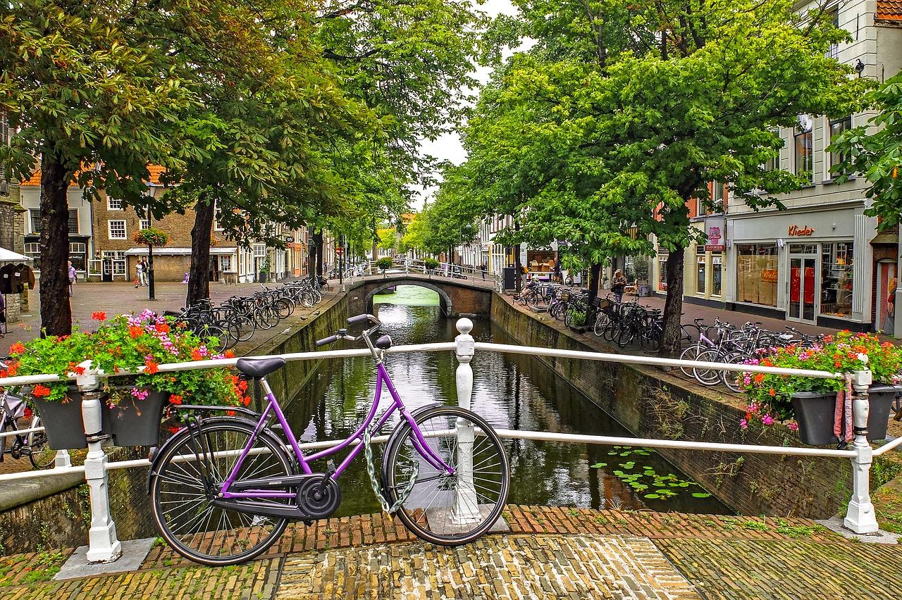 Pasqua 2020 ad Amsterdam