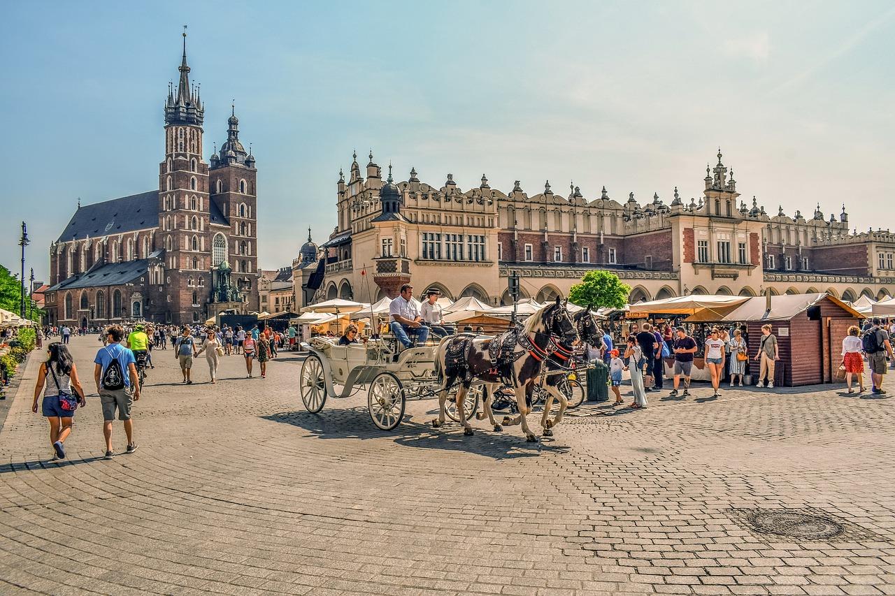 Tour della Polonia 2020 da Cracovia