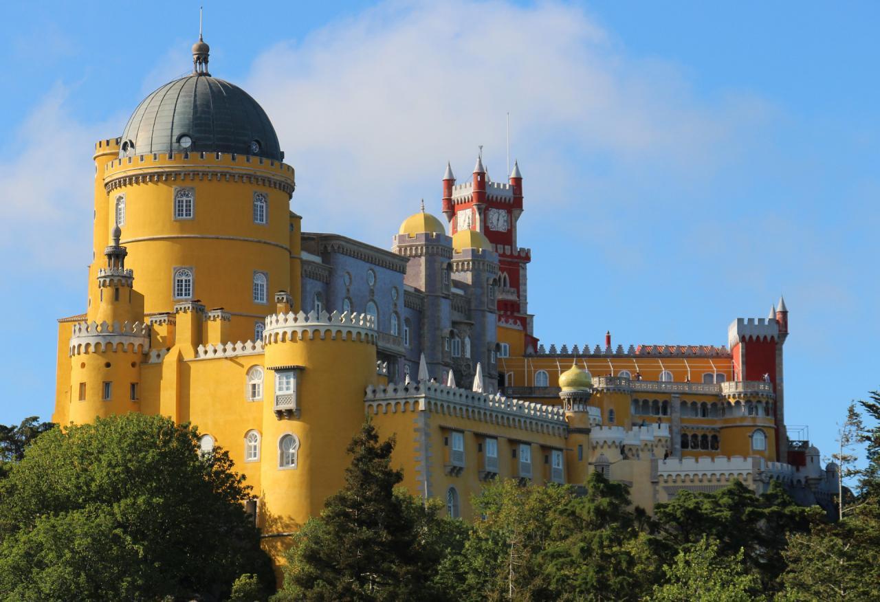Gran Tour del Portogallo e Santiago (Partenza da Lisbona)