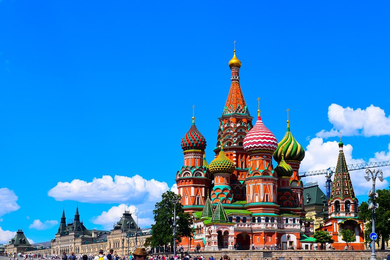 San Pietroburgo *  Mosca * Anello d'Oro Express