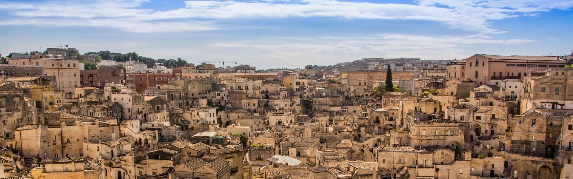 Un week end a Matera