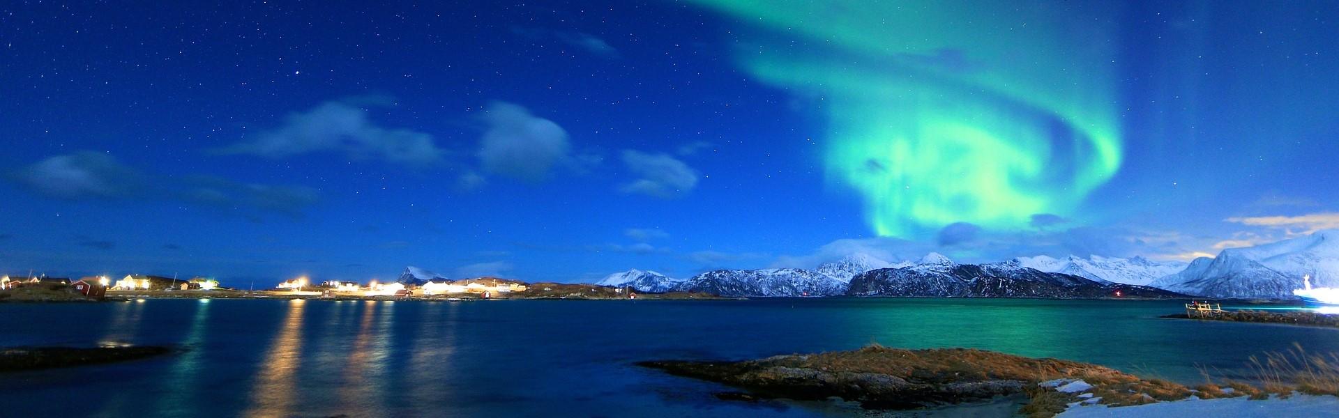 Norvegia, inverno 2022