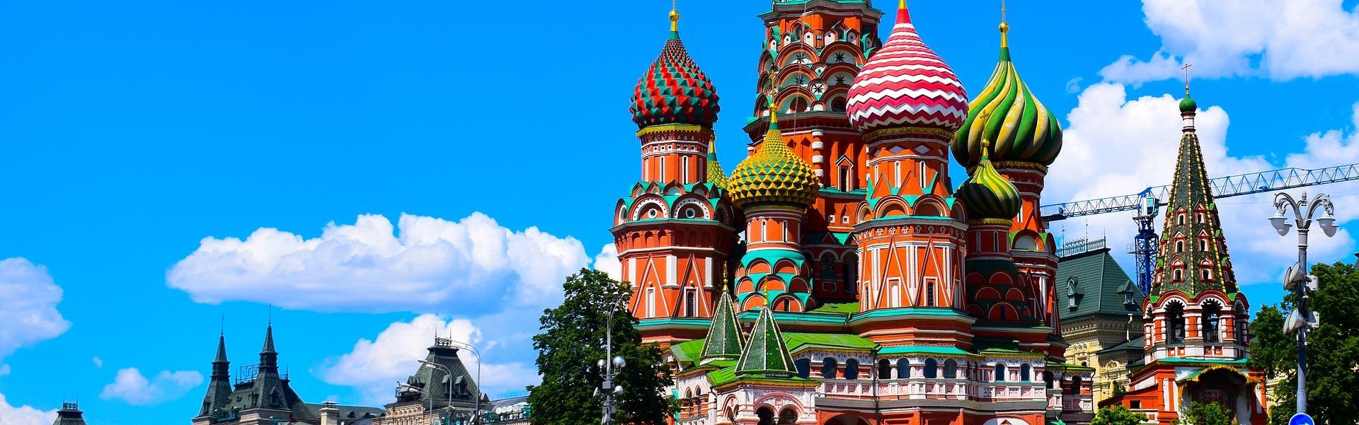 San Pietroburgo *Mosca *Anello Oro Express