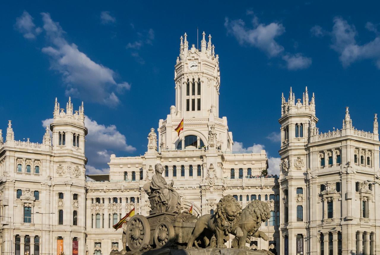 Triangolo d'Oro (Partenza da Madrid)