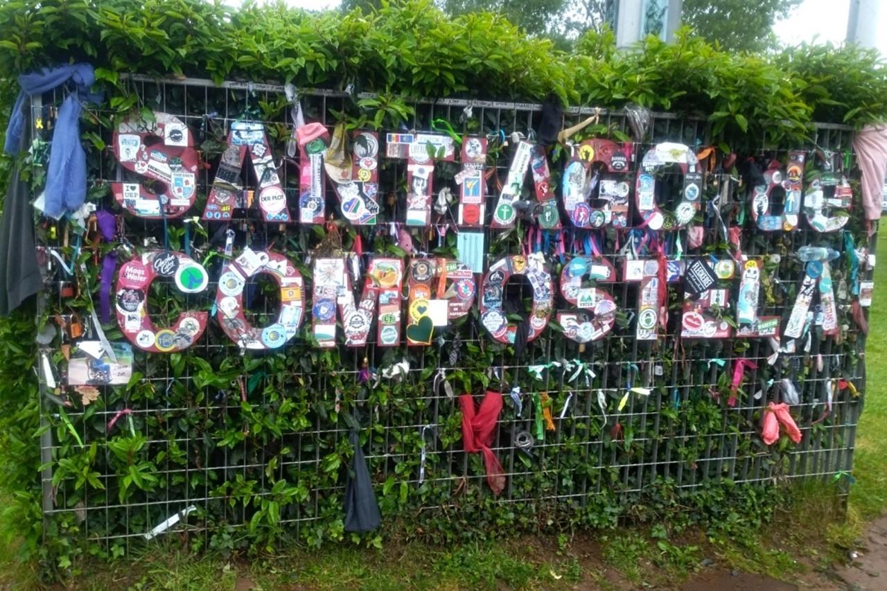 2021 Anno santo Compostelano