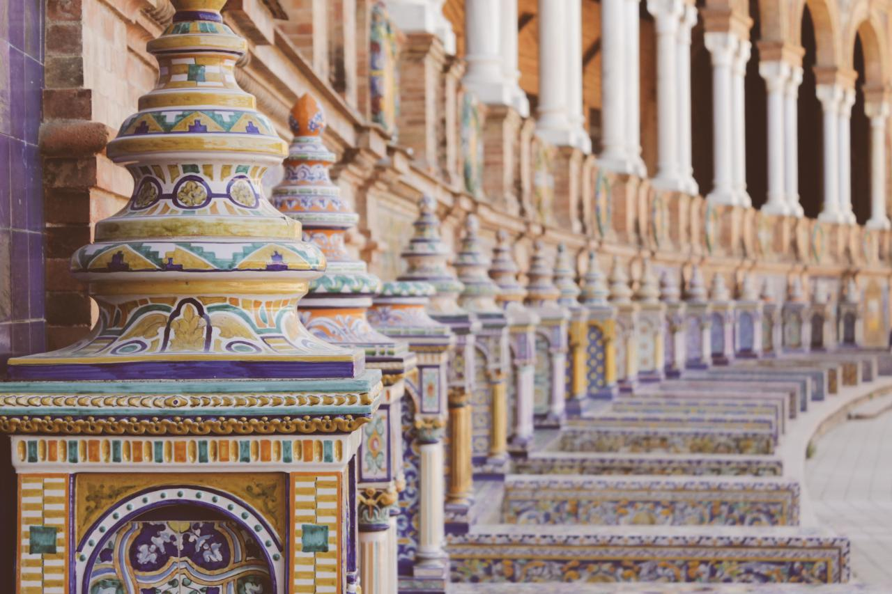 Grantour Andalusia 2020 da Malaga (lunedì)