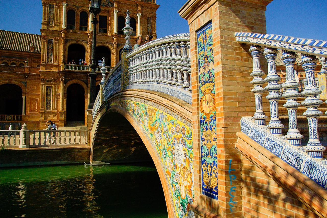 Madrid, Andalusia Toledo 2020  da Siviglia
