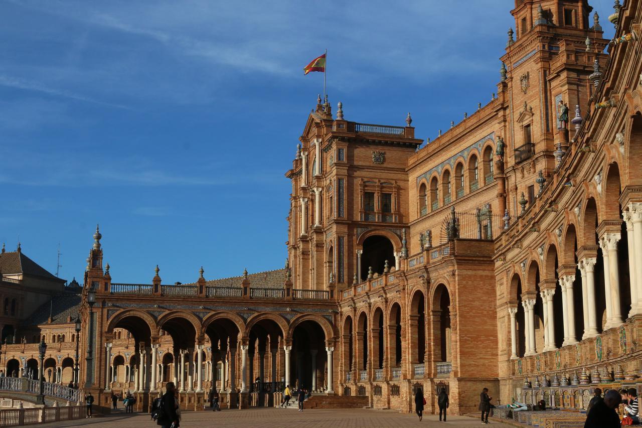 Minitour Andalusia, capodanno a Siviglia 2020
