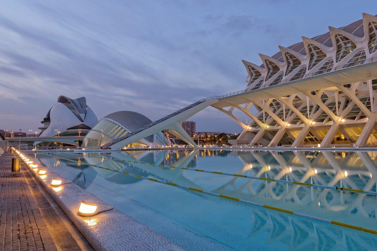 Triangolo d'Oro (Partenza da Valencia)