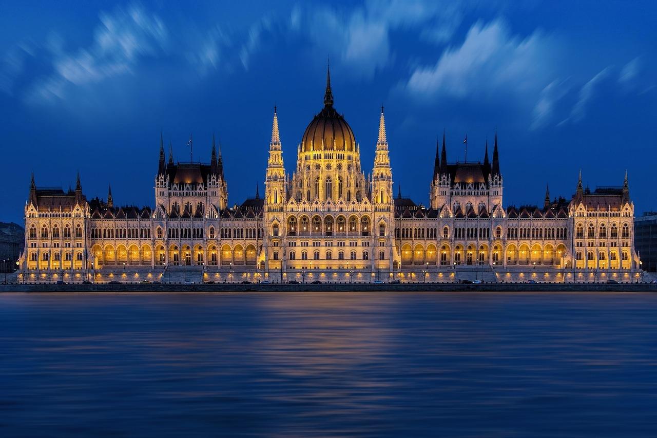 Capitali Imperiali d'Europa 2020 da Budapest